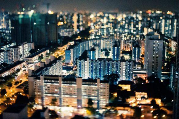 gestão de iluminação pública