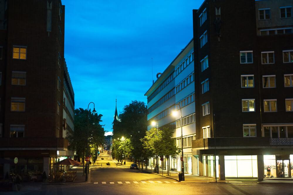 Qual é o impacto de um ERP para a iluminação pública?