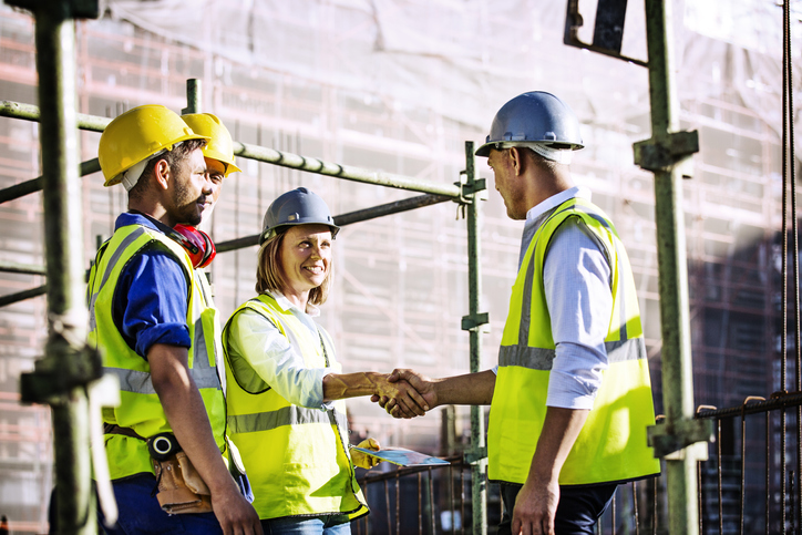 Como fazer uma boa gestão de pessoas na construção civil?
