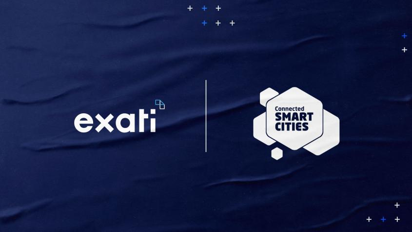 Exati Tecnologia no Connected Smart Cities & Mobility 2020
